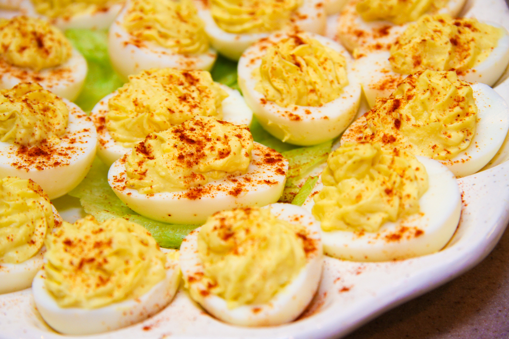 From Easter Eggs to Deviled Eggs