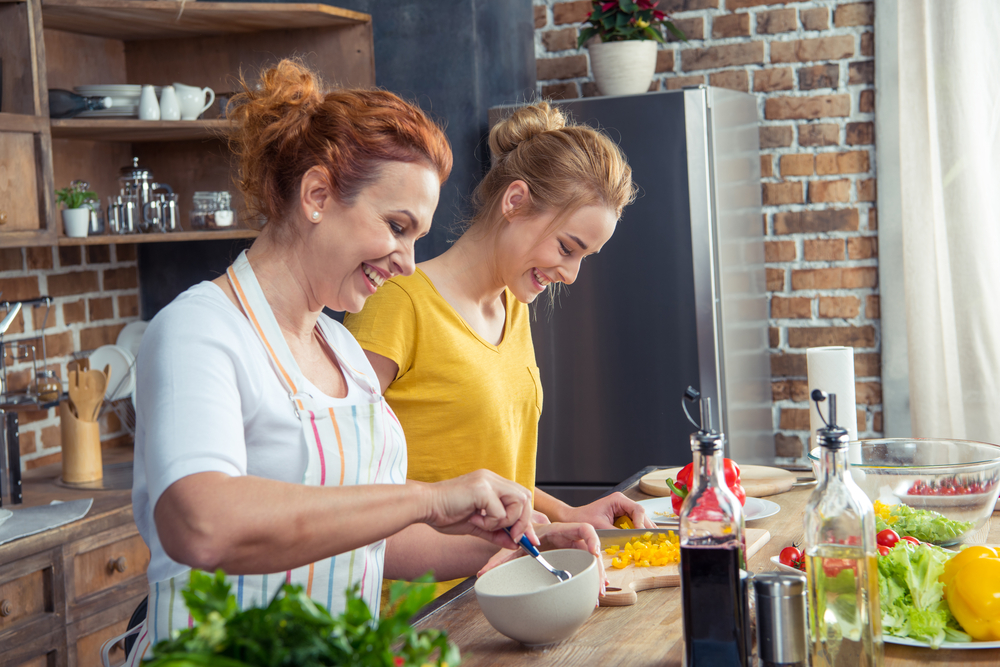 The Joys Of Cooking: What I Learned in My Mother's Kitchen