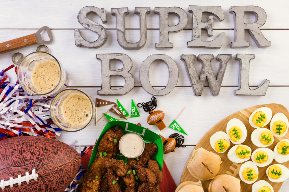 5 Tips for Throwing a Fantastic Super Bowl Party