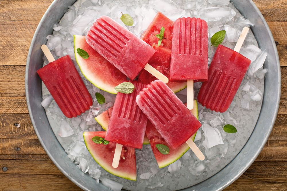 3 Easy and Healthy Frozen Summer Treats