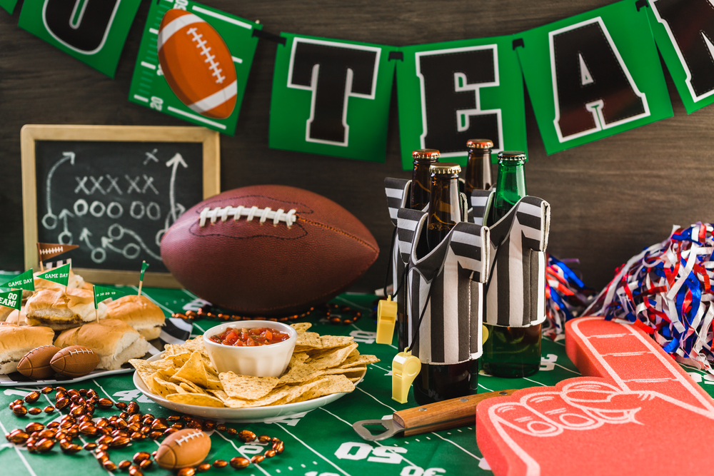 The Best Tailgate Party Menu