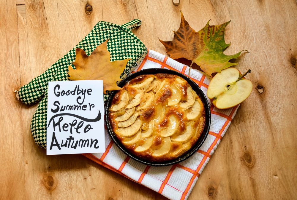 5 Delicious Autumn Dessert Recipes