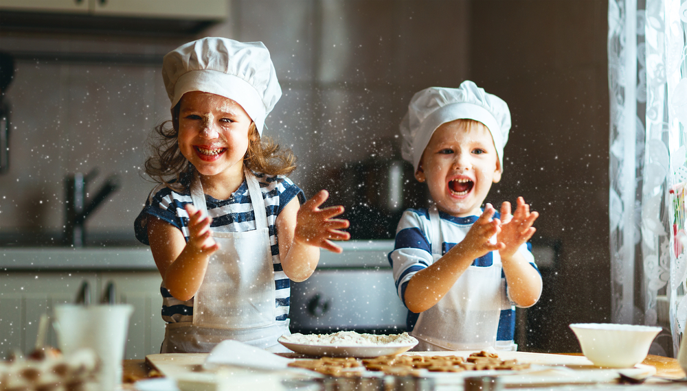 7 Ways Your Kids Can Help Make Dinner